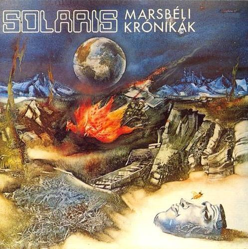 Solaris - Marsbéli Krónikák (The Martian Chronicles) (Hungary 1984)