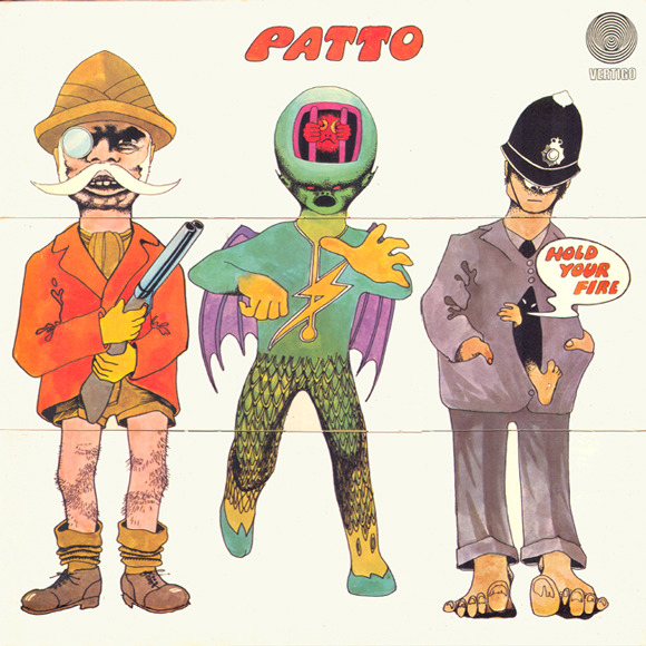 Patto - Hold Your Fire (UK 1971)
