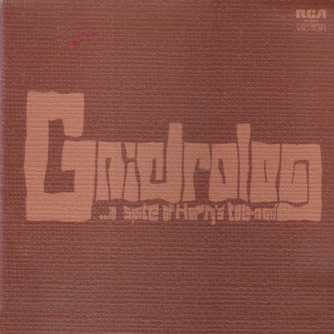 Gnidrolog - ...In Spite Of Harry's Toe-Nail (UK 1972)