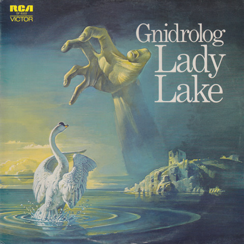 Gnidrolog - Lady Lake (UK 1972)
