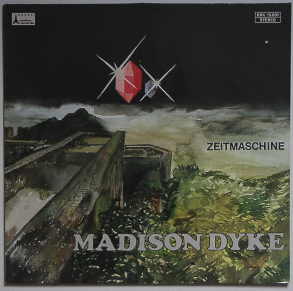 Madison Dyke - Zeitmaschine (Germany 1977)