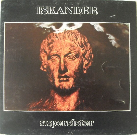 Supersister - Iskander (Netherlands 1973)