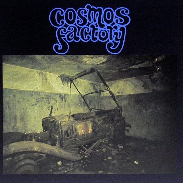 Cosmos Factory - An Old Castle Of Transylvania (Japan 1973)