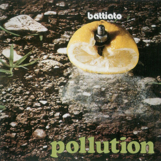 Battiato - Pollution (Italy 1972)