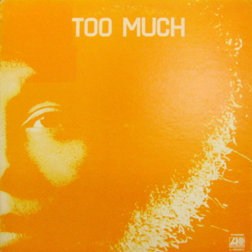 Too Much - Too Much (Japan 1971)