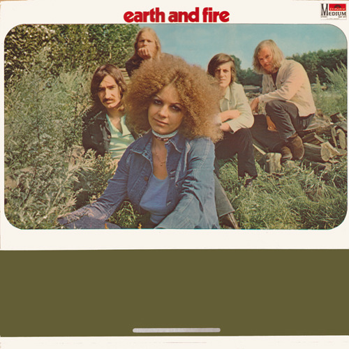 Earth And Fire - Earth And Fire (Netherlands 1970)