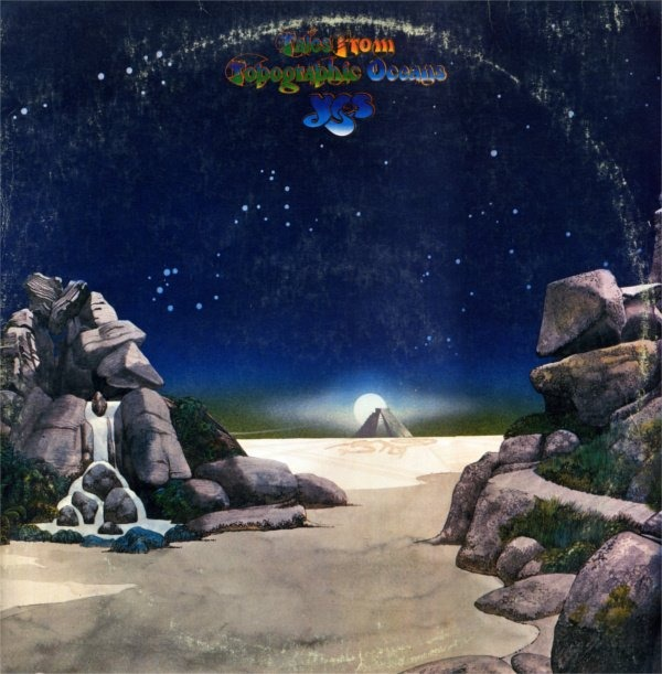 Yes - Tales From Topographic Oceans (UK 1973)