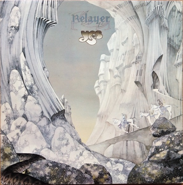 Yes - Relayer (UK 1974)