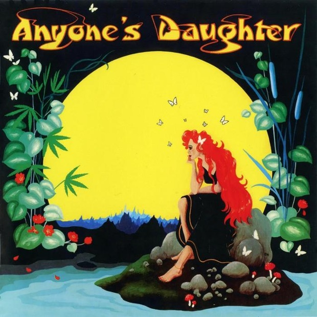 Anyone's Daughter - Anyone's Daughter (Germany 1980)