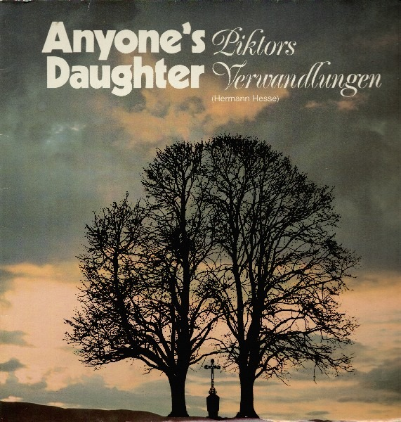 Anyone's Daughter - Piktors Verwandlungen (Germany 1981)