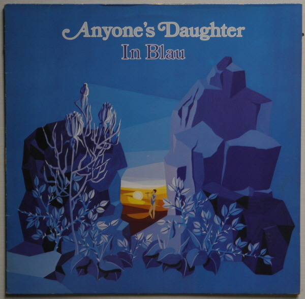 Anyone's Daughter - In Blau (Germany 1982)