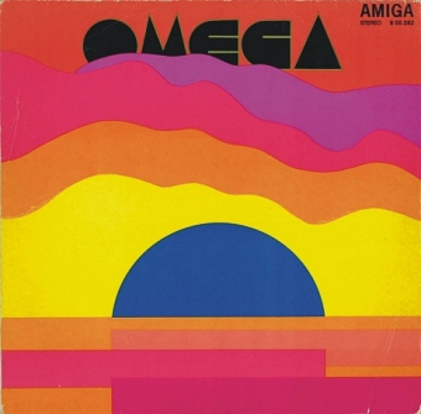 Omega - Omega (Germany 1972)
