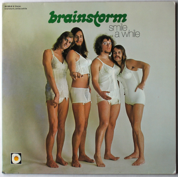 Brainstorm - Smile A While (Germany 1972)