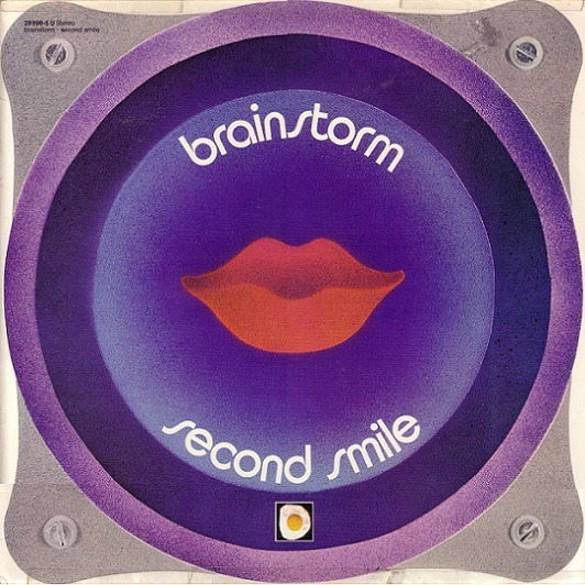 Brainstorm - Second Smile (Germany 1973)