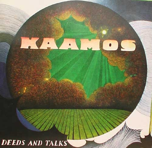 Kaamos - Deeds & Talks (Finland 1977)