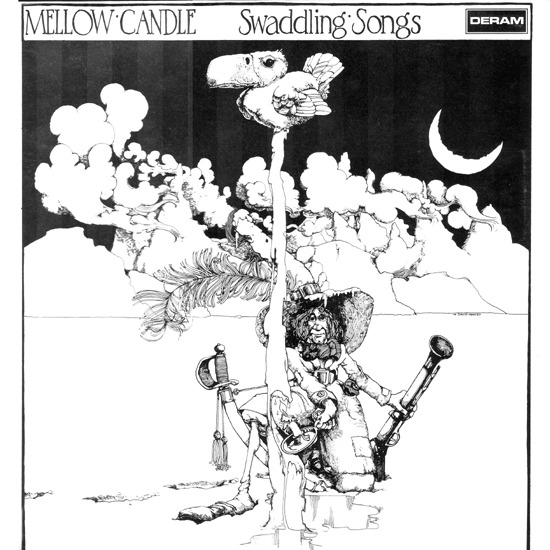 Mellow Candle - Swaddling Songs (UK 1972)