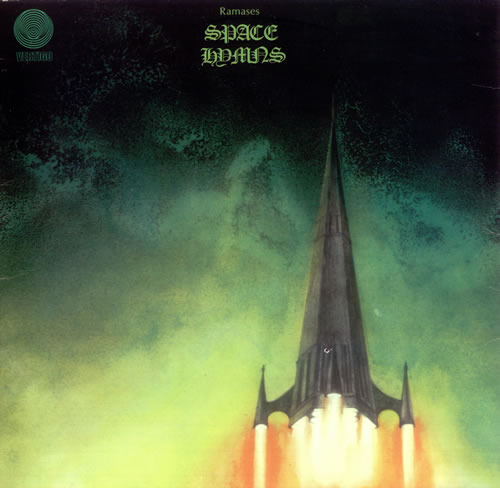 Ramases - Space Hymns (UK 1971)