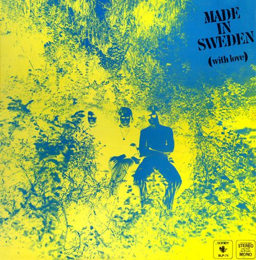 Made In Sweden - Made In Sweden (With Love) (Sweden 1968)