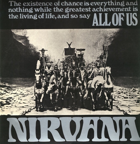 Nirvana - All Of Us (UK 1968)