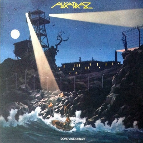 Alkatraz - Doing A Moonlight (UK 1976)