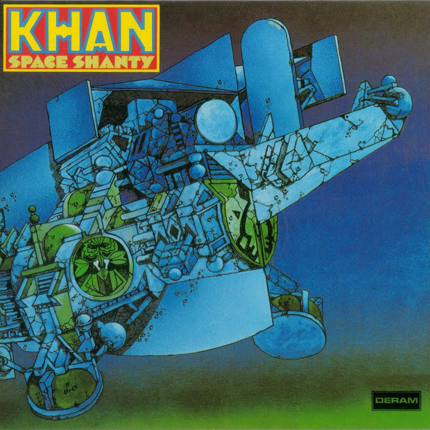 Khan - Space Shanty (UK 1972)