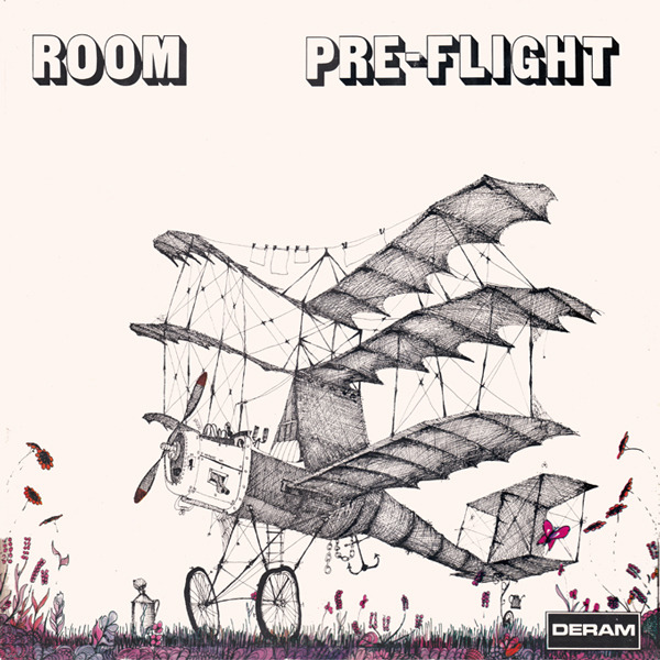 Room - Pre-Flight (UK 1970)
