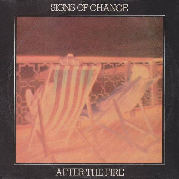 After The Fire - Signs Of Change (UK 1978)