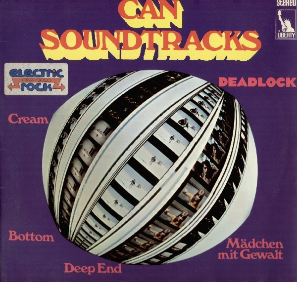 Can - Soundtracks (Germany 1970)