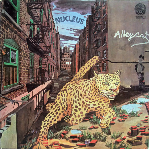 Nucleus - Alleycat (UK 1975)