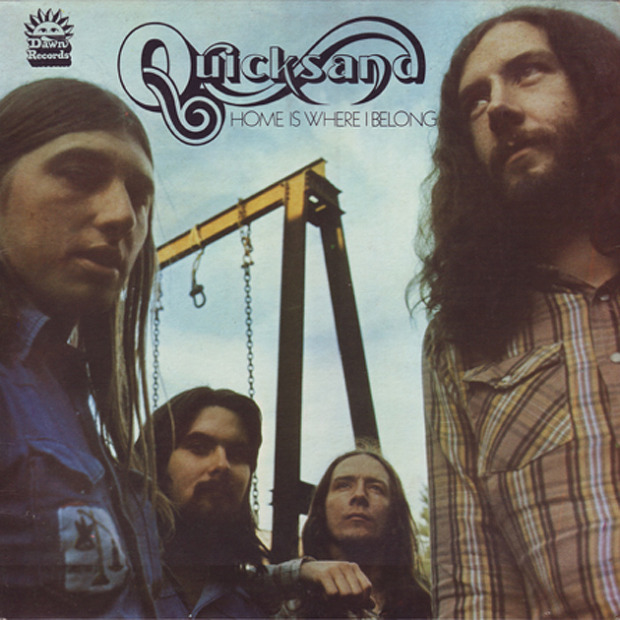 Quicksand - Home Is Where I Belong (UK 1973)