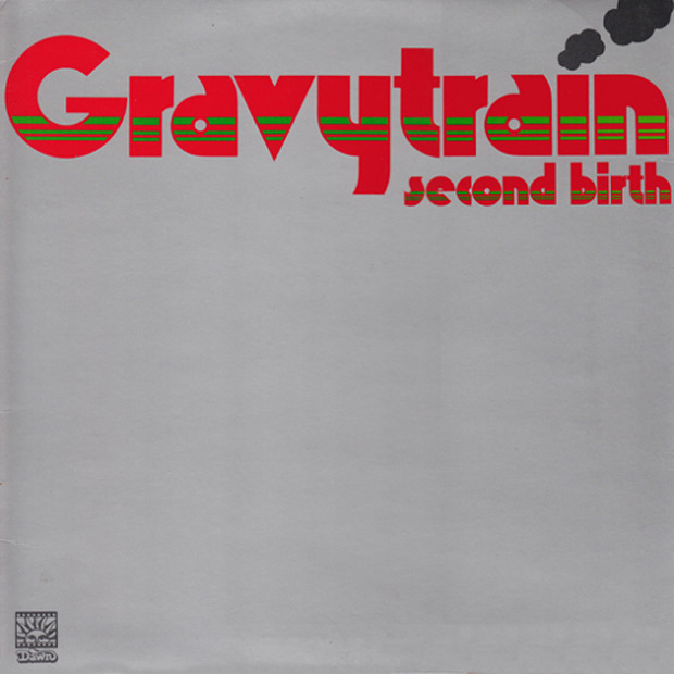 Gravy Train - Second Birth (UK 1973)