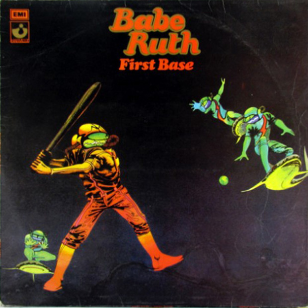 Babe Ruth - First Base (UK 1972)