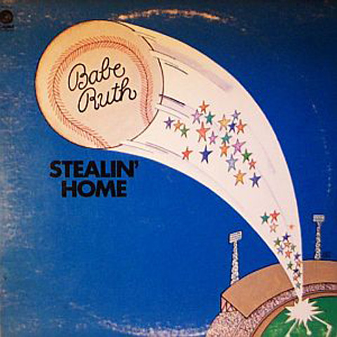 Babe Ruth - Stealin' Home (UK 1975)