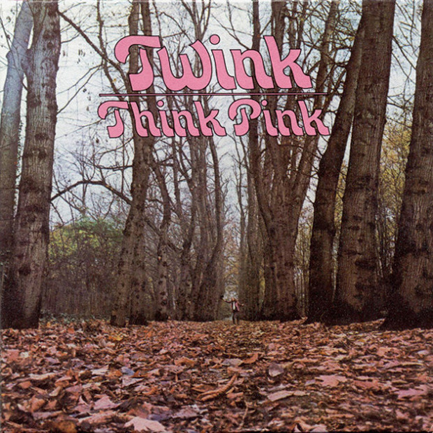 Twink - Think Pink (UK 1970)