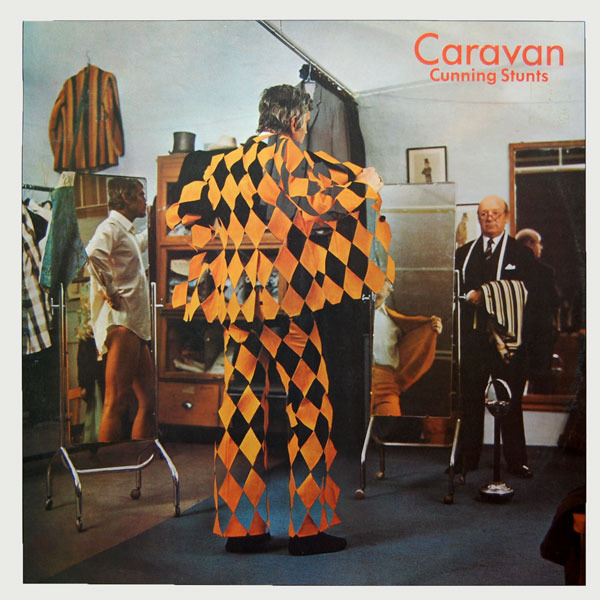 Caravan - Cunning Stunts (UK 1975)