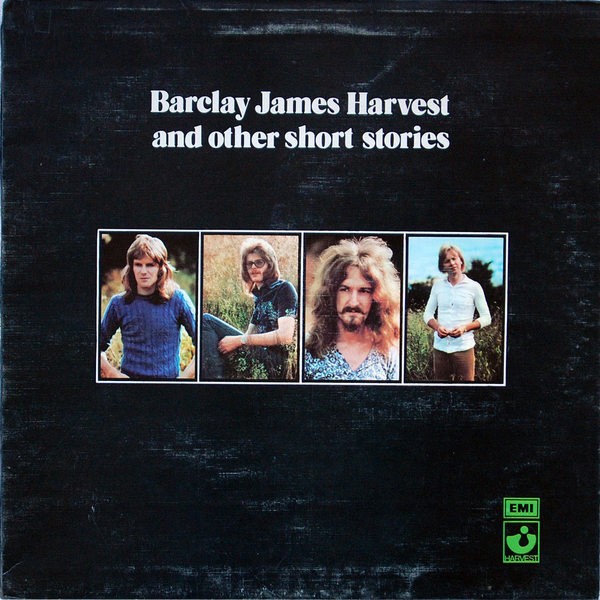 Barclay James Harvest - Barclay James Harvest And Other Short (UK 1971)