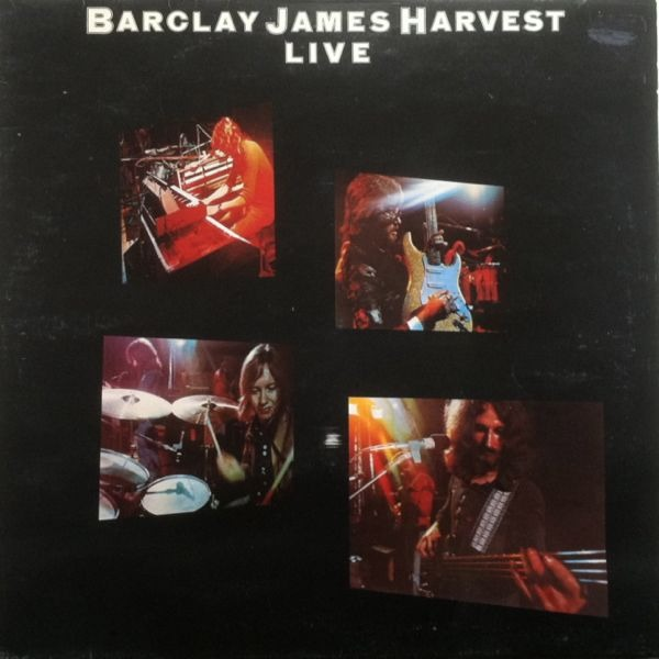 Barclay James Harvest - Live (UK 1974)