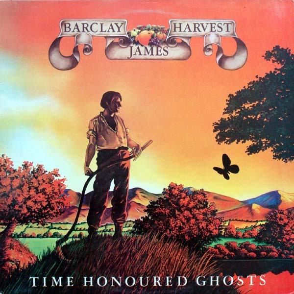 Barclay James Harvest - Time Honoured Ghosts (UK 1975)