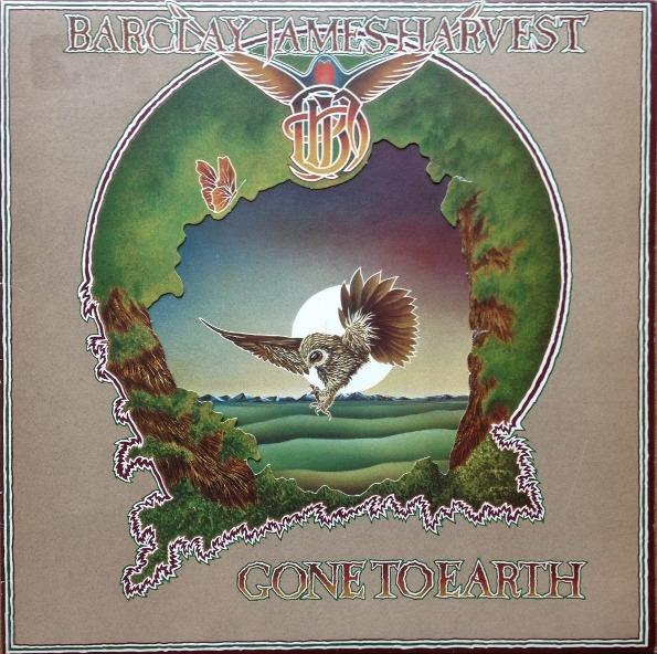 Barclay James Harvest - Gone To Earth (UK 1977)