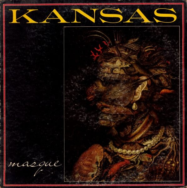 Kansas - Masque (US 1975)