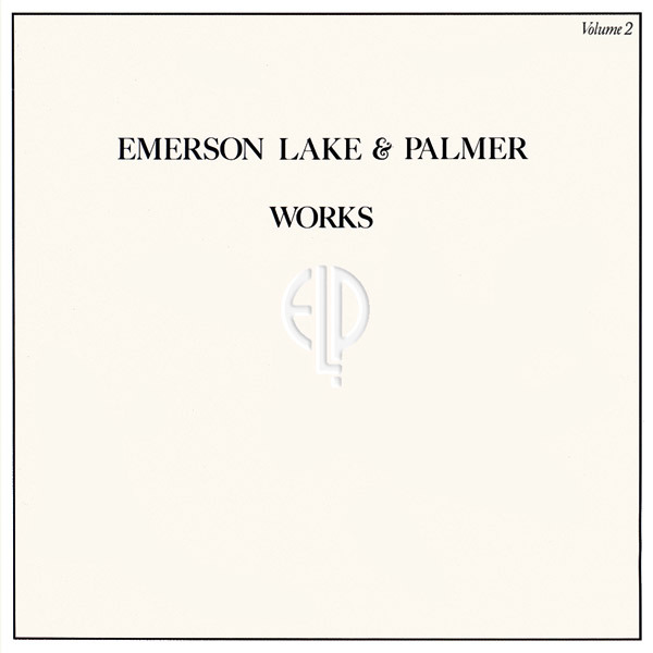 Emerson, Lake & Palmer - Works Volume 2 (UK 1977)