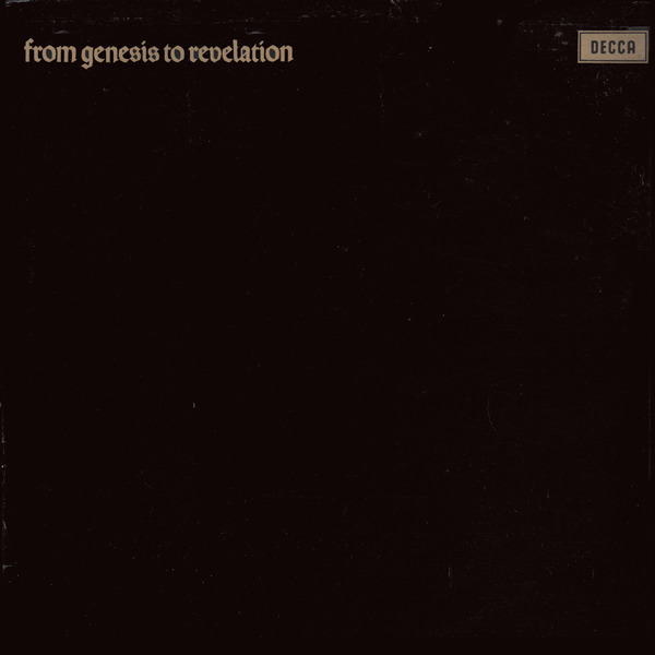 Genesis - From Genesis To Revelation (UK 1969)