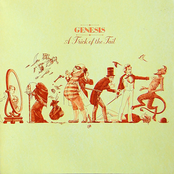 Genesis - A Trick Of The Tail (UK 1976)