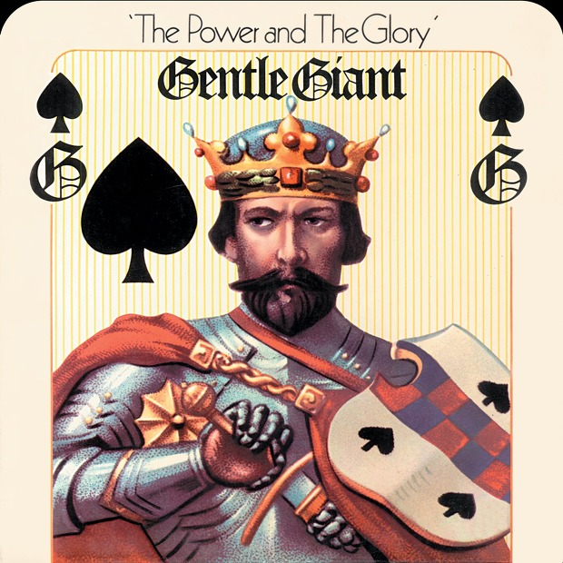 Gentle Giant - The Power And The Glory (UK 1974)