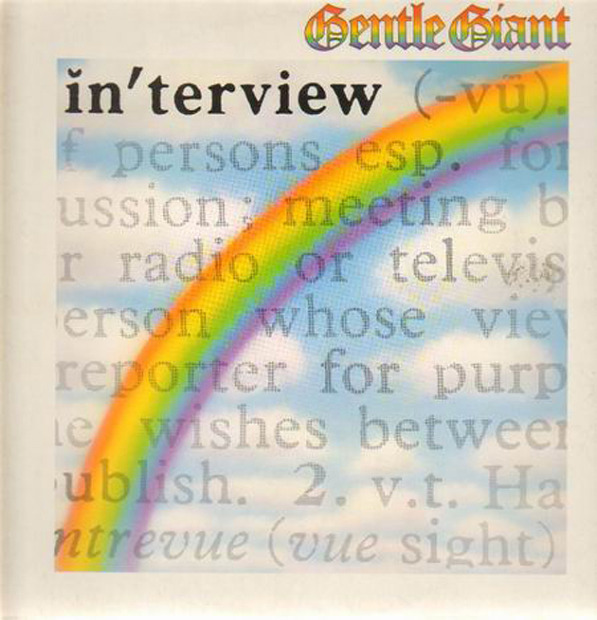 Gentle Giant - Interview (UK 1976)
