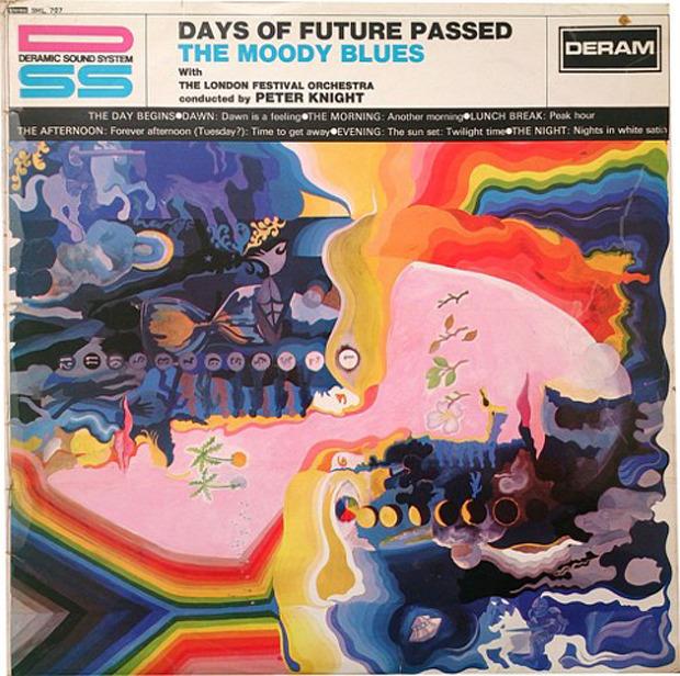 Moody Blues - Days Of Future Passed (UK 1967)