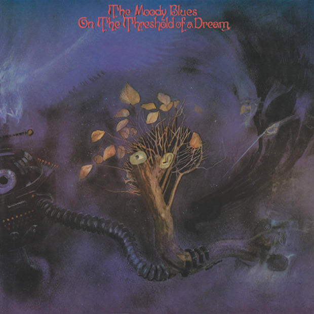 Moody Blues - On The Threshold Of A Dream (UK 1969)