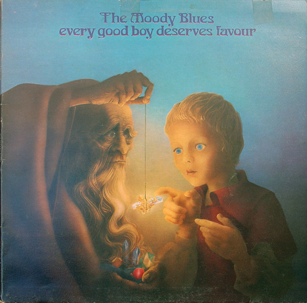 Moody Blues - Every Good Boy Deserves Favour (UK 1971)