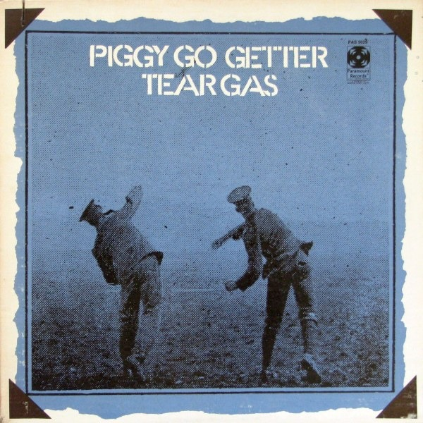 Tear Gas - Piggy Go Getter (UK 1970)