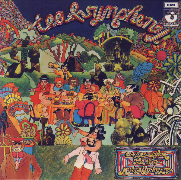Tea & Symphony - An Asylum For The Musically Insane (UK 1969)